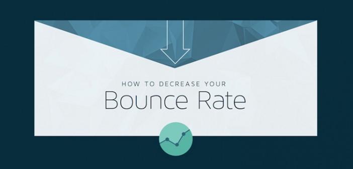 [Infographic] Làm thế nào để giảm tỉ lệ Bounce rate cho website?