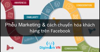 Phễu Marketing & cách tạo dựng khách hàng giá trị trên Facebook