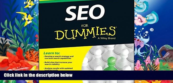 Ebook tiếng anh cực hay SEO For Dummies 6th