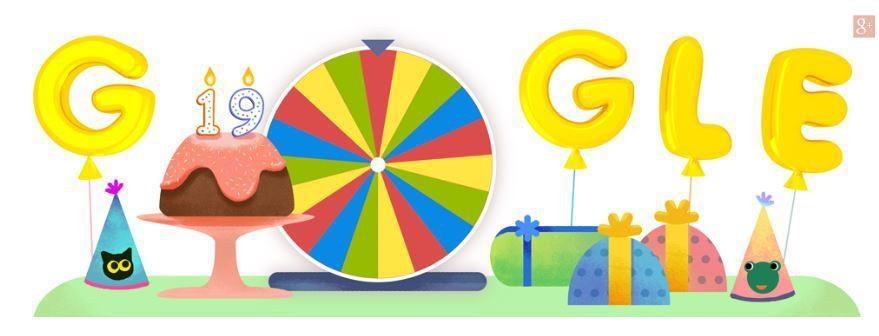 google doi doodle vong xoay bat ngo cho sinh nhat