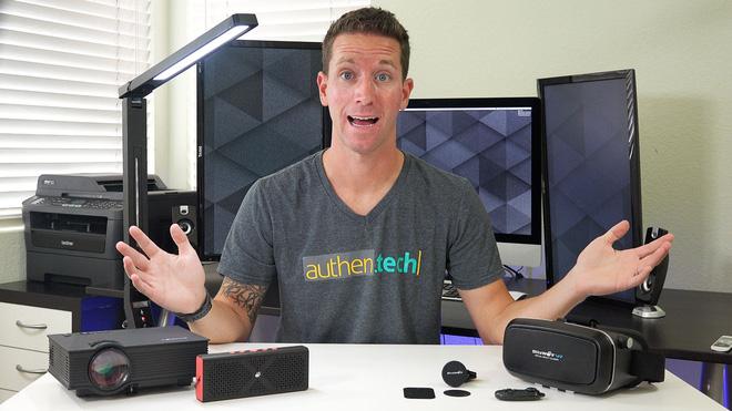 Ben Schmanke vốn là một YouTuber khá nổi tiếng về các thiết bị công nghệ.