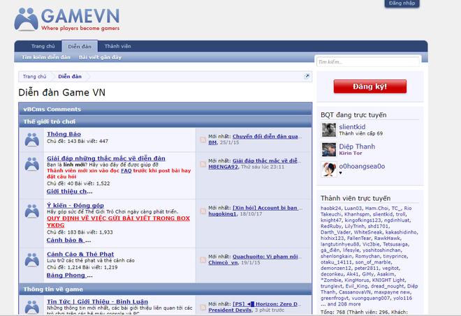 Thế hệ thời nay làm sao mà hiểu được những thứ cổ xưa của Internet Việt Nam 20 năm trước - Ảnh 8.