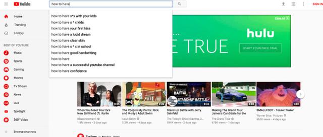 YouTube bị chỉ trích vì tính năng gợi ý khi tìm kiếm có nhiều nội dung lạm dụng tình dục trẻ em - Ảnh 1.