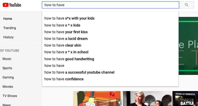 YouTube bị chỉ trích vì tính năng gợi ý khi tìm kiếm có nhiều nội dung lạm dụng tình dục trẻ em - Ảnh 2.