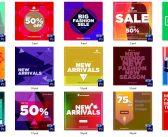 Tổng hợp 280 bộ thiết kế banner quảng cáo dành cho MXH Facebook