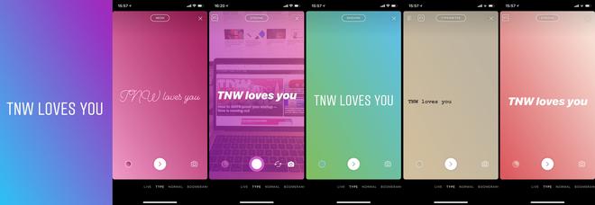 Instagram sắp cho tạo Stories chữ như status Facebook, lại còn phát hiện người khác chụp lại Stories - Ảnh 2.