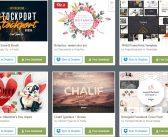 [Tài nguyên đồ họa] 6 bộ tài nguyên đồ họa được miễn phí từ Creative Market ( tuần 3 tháng 1 /2018 )