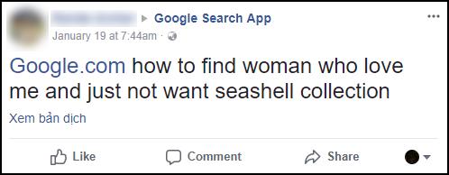 Fanpage Facebook giả danh Google khiến 40.000 người bị câu Like, tìm kiếm toàn những thứ không thể nhịn cười - Ảnh 7.
