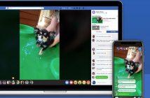 Facebook ra mắt tính năng mới cho phép bạn vừa xem video vừa chém gió với bạn bè - Ảnh 1.