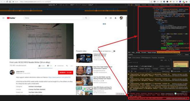 Đến quảng cáo trên YouTube cũng lợi dụng máy tính của bạn để khai thác tiền mã hóa - Ảnh 1.
