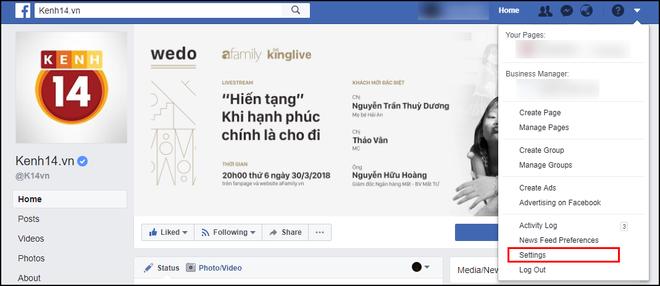Hướng dẫn cách chống bị hack dữ liệu cá nhân trên Facebook - Ảnh 1.