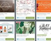 [Tài nguyên đồ họa] 6 bộ tài nguyên đồ họa được miễn phí từ Creative Market ( tuần 4 tháng 3 /2018 )