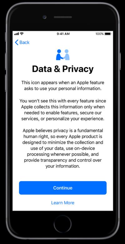 Giữa bê bối rò rỉ dữ liệu của Facebook, Apple sẽ cho phép người dùng tải về dữ liệu và xóa hoàn toàn tài khoản một cách dễ dàng - Ảnh 1.