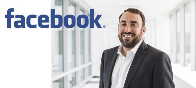 Giám đốc an ninh Alex Stamos của Facebook