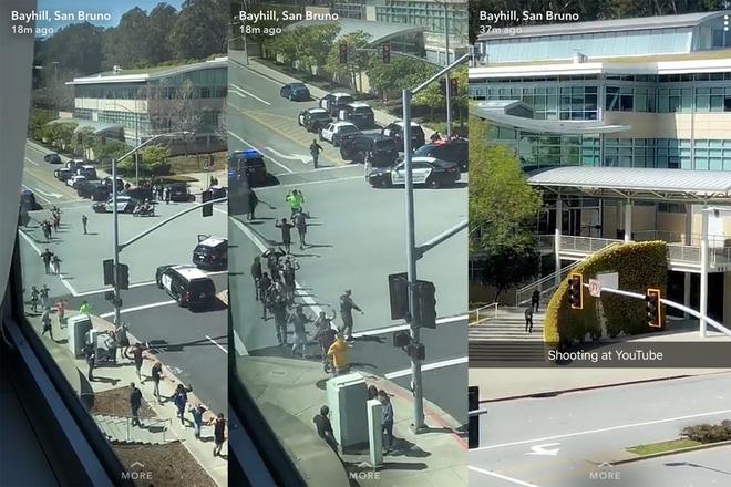 Trụ sở của YouTube tại San Bruno bất ngờ bị tấn công, hiện cảnh sát vẫn đang điều tra làm rõ nguyên nhân vụ việc.