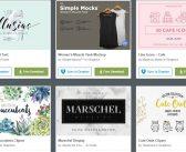 [Tài nguyên đồ họa] 6 bộ tài nguyên đồ họa được miễn phí từ Creative Market ( Tuần 3 tháng 5 / 2018 )