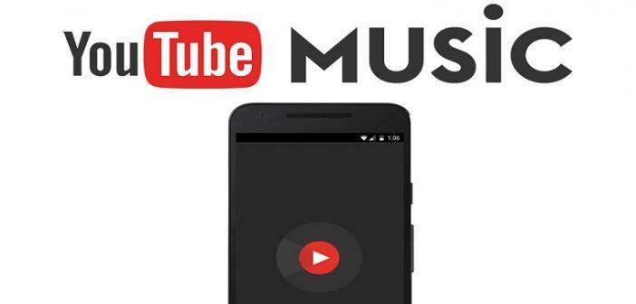 YouTube ra mắt dịch vụ stream nhạc YouTube Music