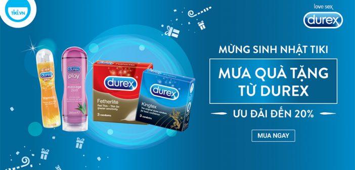 """Durex và chiến lược Marketing """"không giống ai"""""""