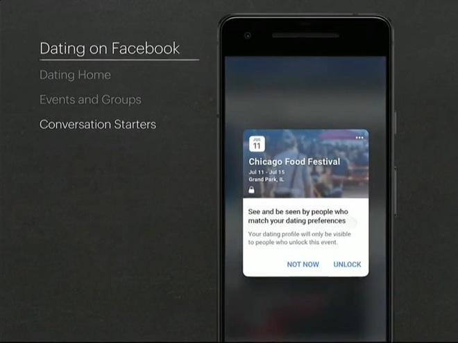 Facebook chính thức ra mắt ứng dụng hẹn hò, có chức năng nhắn tin bí mật - Ảnh 8.