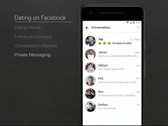 Facebook chính thức ra mắt ứng dụng hẹn hò, có chức năng nhắn tin bí mật - Ảnh 16.