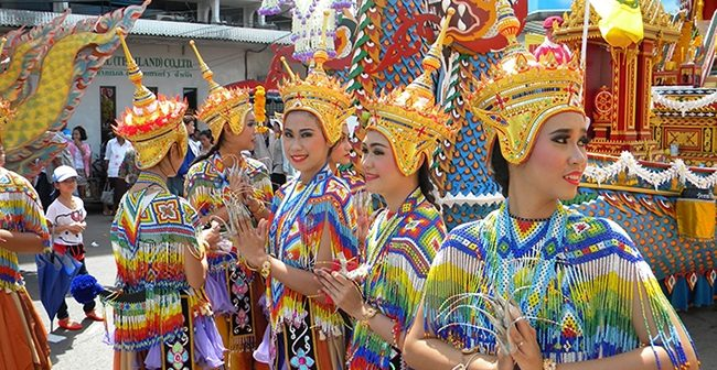 Ngành du lịch Thái phát triển như thế nào?