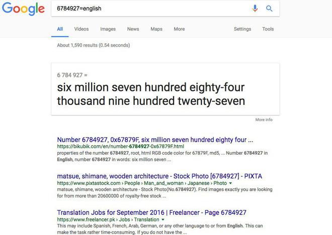 17 tính năng cực hữu ích trên Google mà bạn thậm chí còn chưa từng nghe nói đến - Ảnh 5.