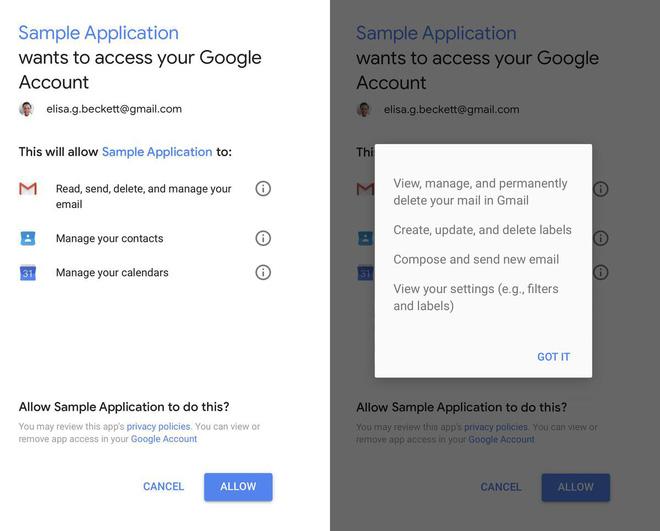 Google theo chân Facebook dính phốt vì dám cho người khác đọc trộm hết Gmail? - Ảnh 1.