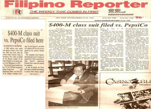 """Cơn sốt 349 - Chiến dịch marketing thảm bại nhất lịch sử Pepsi: Thu hút nửa dân số Philippines, đâm thủng"""" 130 lần ngân sách, hứng chịu 1.000 đơn kiện và hàng ngàn người bạo động - Ảnh 5."""
