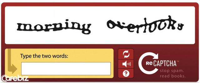 """Mô hình """"thần thánh"""" reCAPTCHA: Biến người dùng Internet thành """"nhân công"""" miễn phí, điện tử hóa 17.600 quyển sách mỗi năm, khiến Google chi 30 triệu USD thâu tóm! - Ảnh 3."""