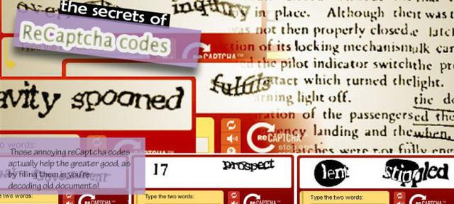 """Mô hình """"thần thánh"""" reCAPTCHA: Biến người dùng Internet thành """"nhân công"""" miễn phí, điện tử hóa 17.600 quyển sách mỗi năm, khiến Google chi 30 triệu USD thâu tóm! - Ảnh 5."""