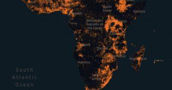 Facebook dùng AI tạo ra bản đồ dân số chi tiết nhất thế giới