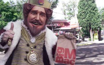 7 lần châm chọc McDonald's, 7 lần Burger King tăng mạnh doanh thu
