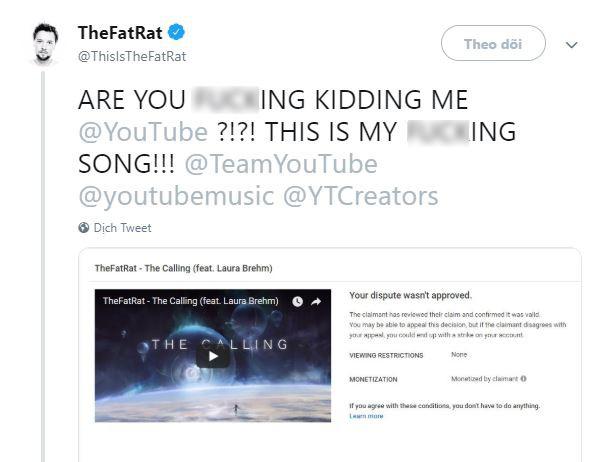 Nhạc sĩ nổi tiếng bị YouTube xóa kênh vi nghi ngờ đã đạo nhạc của… chính mình - Ảnh 3.