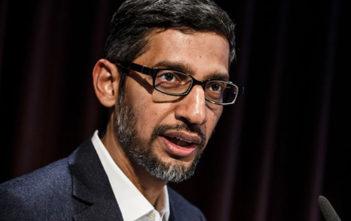 CEO Google Sundar Pichai. Ảnh: CNBC