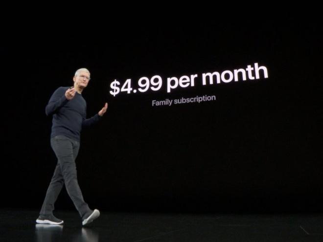 Tóm tắt toàn bộ sự kiện Apple tối qua dành cho người không xem - Ảnh 8.