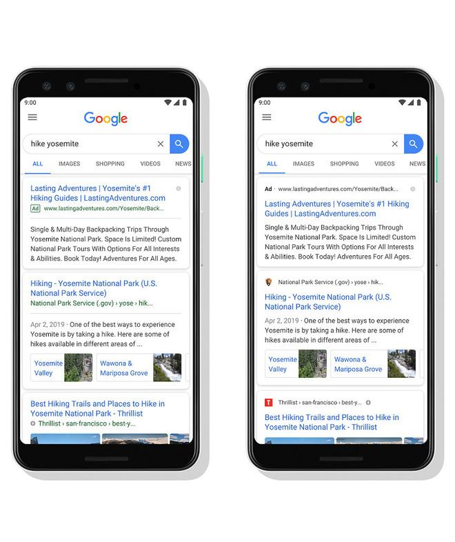 Trang tìm kiếm của Google vừa có một thay đổi khiến người dùng rất khó chịu - Ảnh 3.