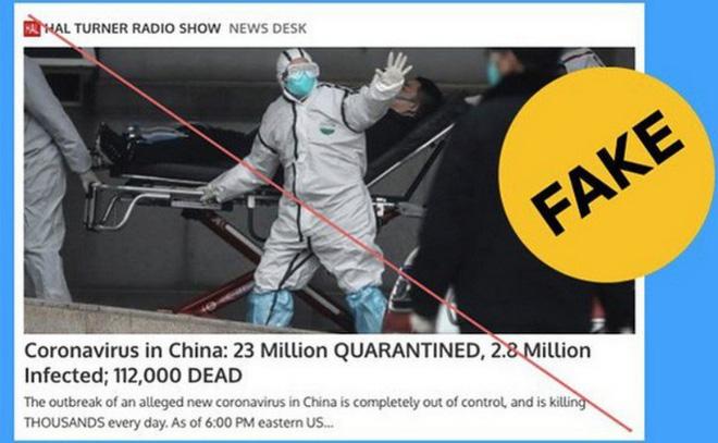 Hàng loạt mạng xã hội gồng mình chống lại nạn tin giả liên quan tới dịch viêm phổi cấp Vũ Hán - Ảnh 9.