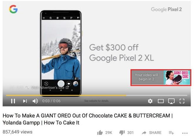 """Google Chrome khởi động lộ trình """"dẹp bỏ"""" hết những loại quảng cáo gây bực bội nhất trên YouTube - Ảnh 2."""