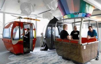 Văn phòng Google Zurich. Ảnh: Google.