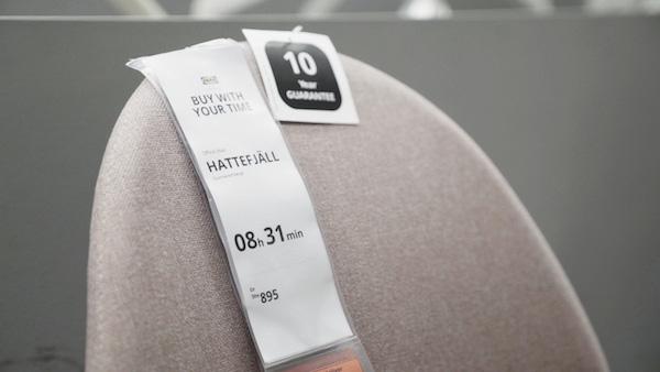 IKEA cho phép khách hàng thanh toán bằng thời gian - Ảnh 3.