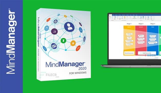 Download MindManager 2020 Full - Phần mềm vẽ Sơ đồ tư duy Mind Map