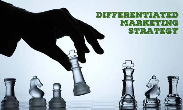 undifferentiated marketing strategy