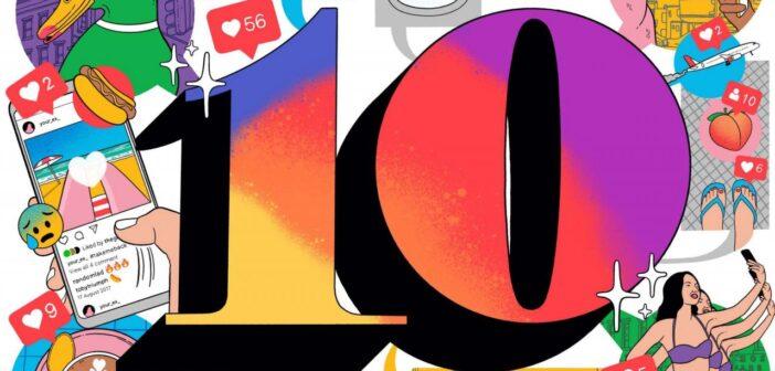 Instagram 10 tuổi: Hành trình thay đổi thói quen lướt net của giới trẻ