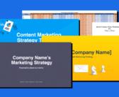 Bộ 7 Template mẫu giúp xây dựng hoàn chỉnh kế hoạch Marketing….