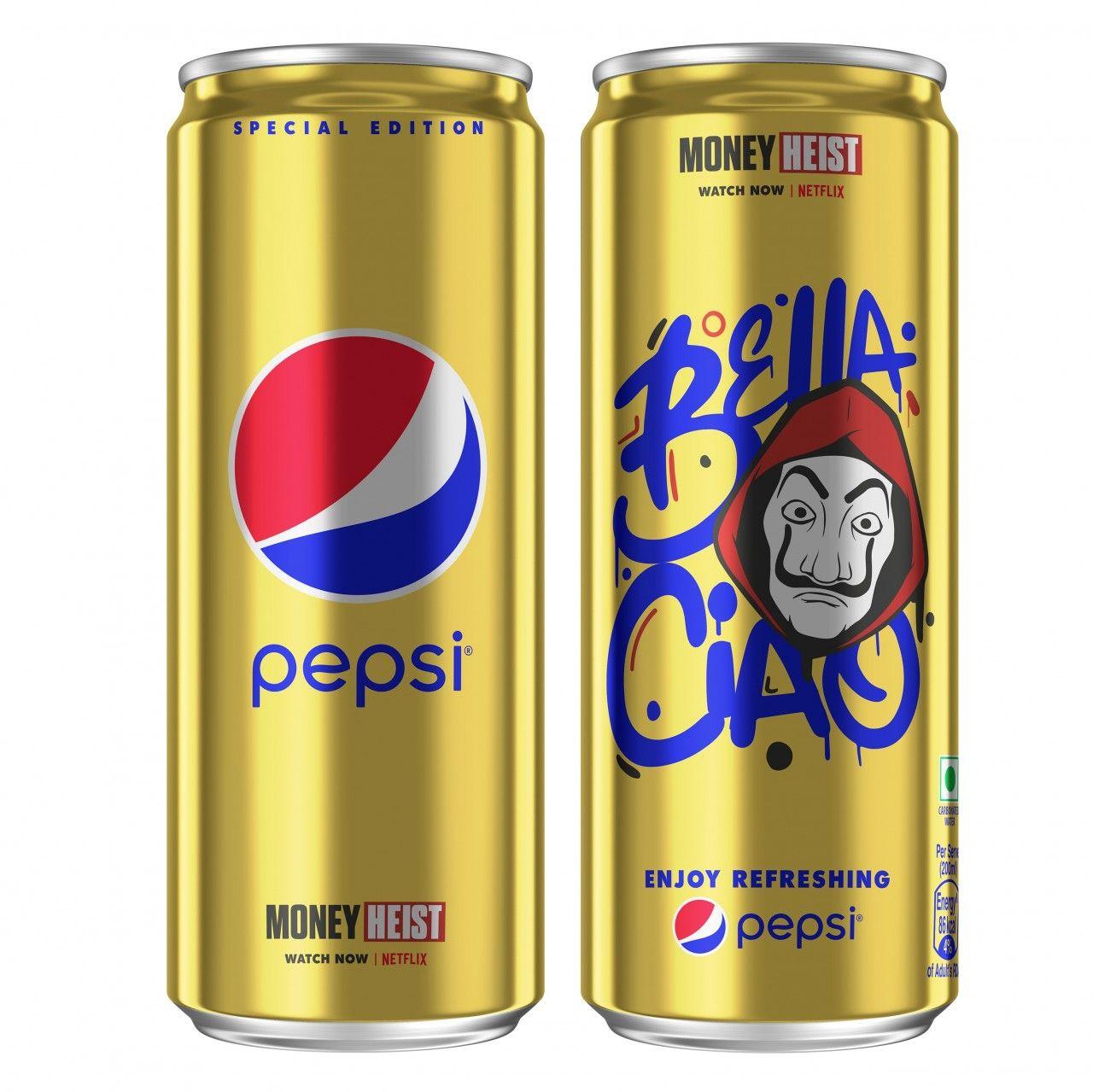 Tai sao Pepsi đặt cược lớn vào cơn sốt Money Heist tại Ấn Độ?