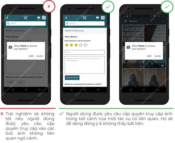 25 nguyên tắc thiết kế cơ bản để tăng trải nghiệm cho trang mua sắm và app trên mobile